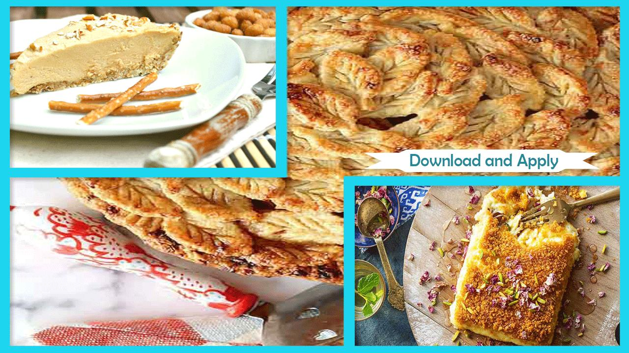 Sweet Cheese Pie Crust poster