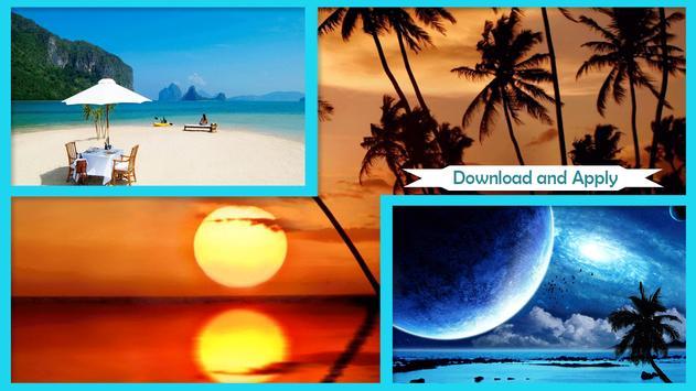 Tropical Paradise Wallpaper HD apk screenshot