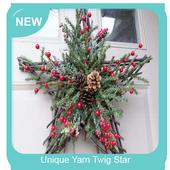 Unique Yarn Twig Star icon