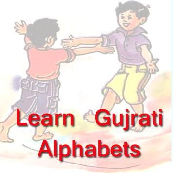 Kids Learn Gujrati Alphabets poster