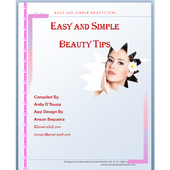 Easy And Simple Beauty Tips icon