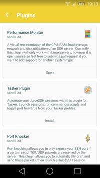 JuiceSSH - SSH Client apk screenshot
