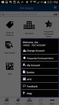Eck Supply screenshot 2