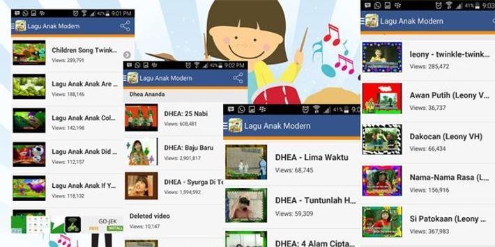 Kids Song +100 popular screenshot 1