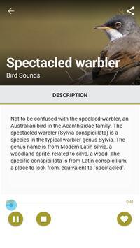 75 Birds Sound World apk screenshot