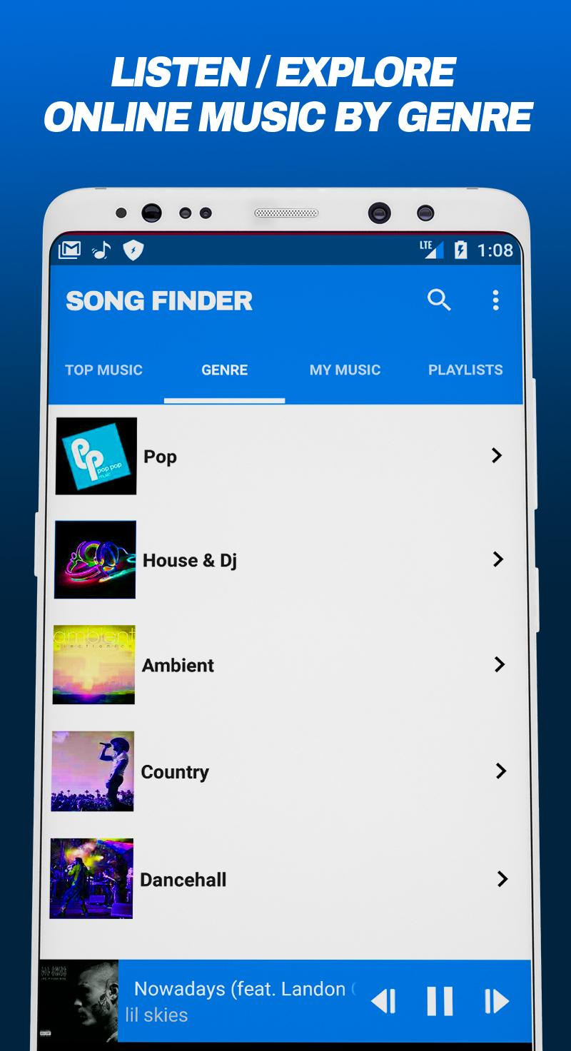 Song Finder for Android - APK Download