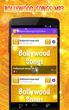 bollywood songs mp3 poster
