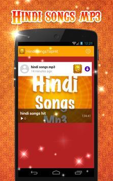 hindi songs mp3 apk screenshot