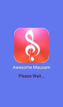Awesome Mausam Songs & Lyrics poster
