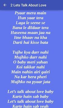 Baaghy Songs and Lyrics screenshot 3