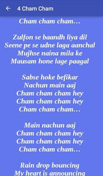 Baaghy Songs and Lyrics screenshot 4
