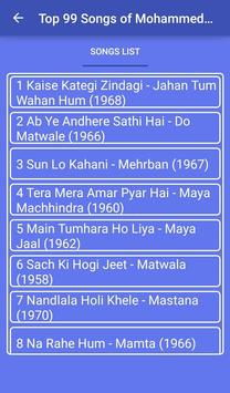 Top 100 Song's Mohammed Rafi for Android - APK Download