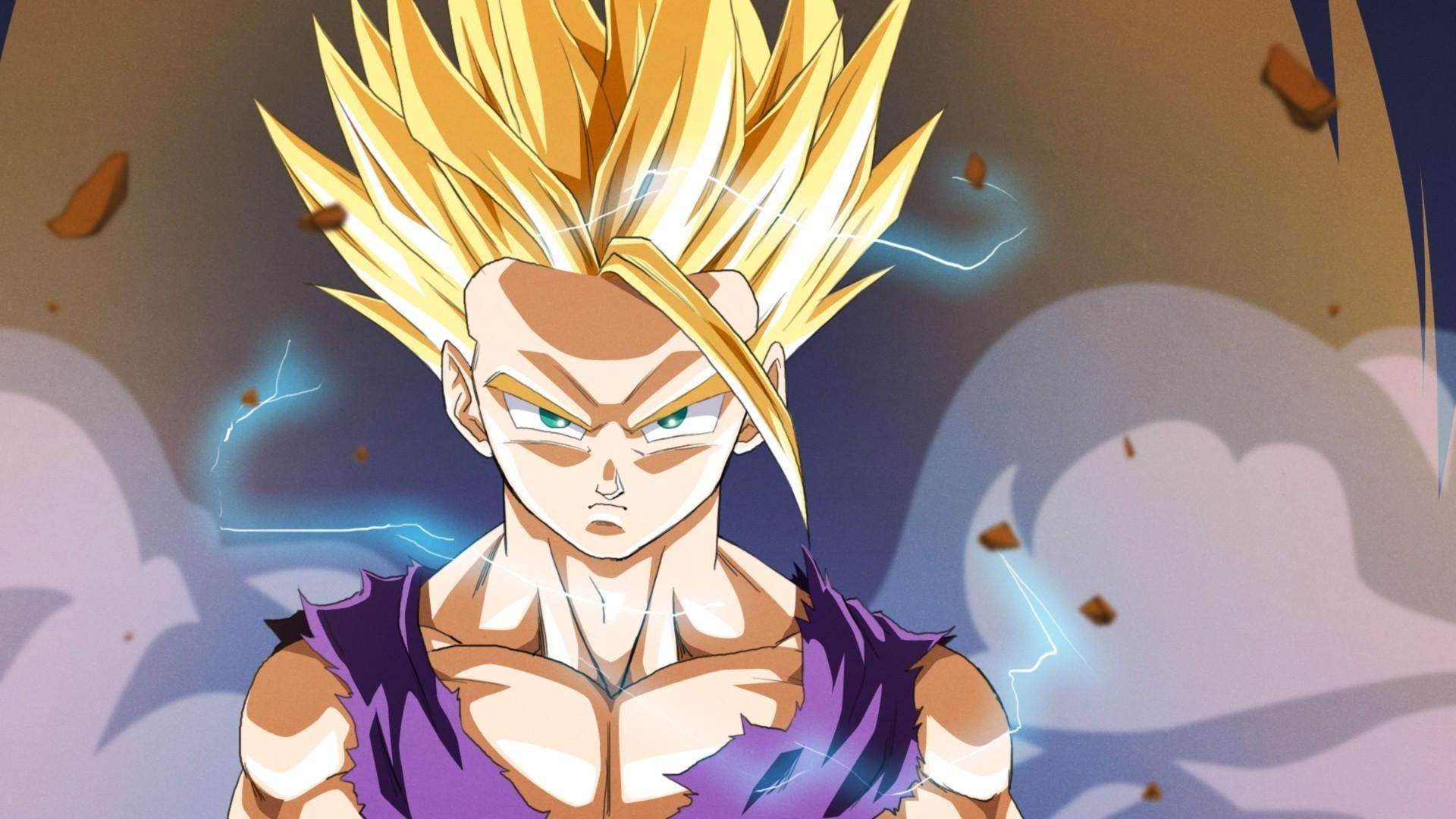 Son Gohan Wallpapers For Android Apk Download
