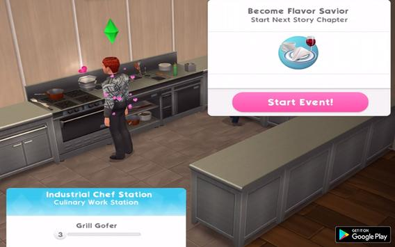 Guide The Sims Mobile New 2018 screenshot 1