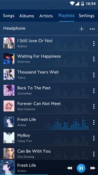 Pemutar musik screenshot 11