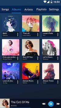 Pemutar musik screenshot 1