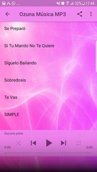 Ozuna de Música Sin internet 2019 imagem de tela 3