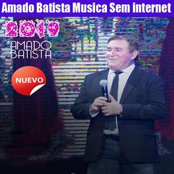 Amado Batista постер