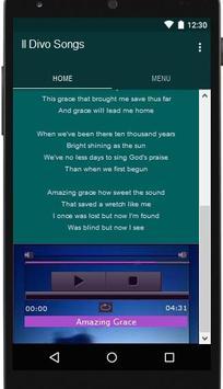 Il Divo Songs apk screenshot