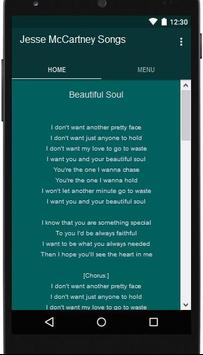 Jesse McCartney Songs apk screenshot