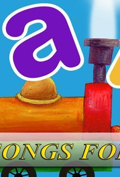 ABC Songs for Kids apk screenshot