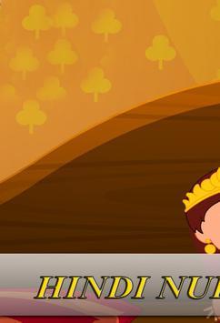 Hindi Nursery Rhymes for kids poster