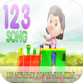 123 Number Songs for kids icon
