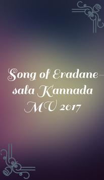 Song of Eradanesala MV Kannada poster