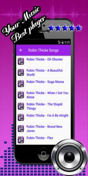 Robin Thicke Blurred Lines screenshot 1