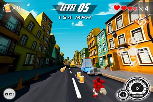 Sonic Adventure Rush screenshot 2