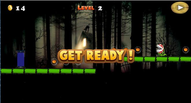 Amazing fast Ninja Jungle Soni apk screenshot