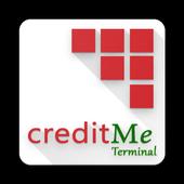CreditMe Terminal icon
