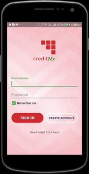 CreditMe poster