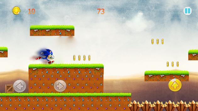 Sonic Super Ultimate  Ninja apk screenshot