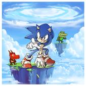 Sonic Super Jungle Adventure Run icon