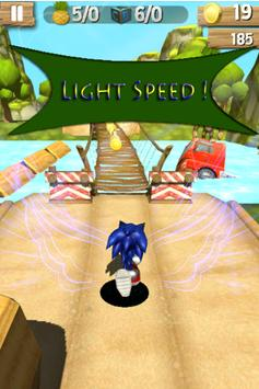 Adventure of Sonic Speed World screenshot 4