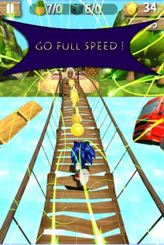 Adventure of Sonic Speed World screenshot 1