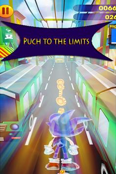 Adventure of Sonic Speed World screenshot 2