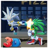 Sonic Ultra Warrior Beatem-up Heroes Alians League icon