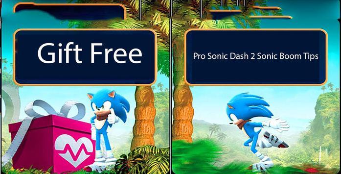 Pro Sonic Dash 2 Sonic Boom Tips cho Android - Tải về APK