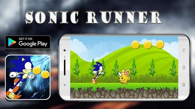 Dimensional dash - a sonic run screenshot 3