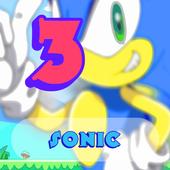 super sonic's adventure icon