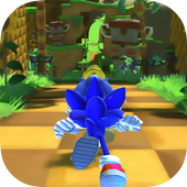 subway sonic speed force icon