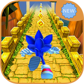 Sonic Temple adventure runner icon