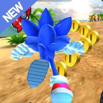 fast sonic run subway screenshot 1
