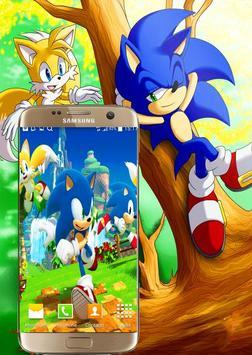 HD Wallpaper SONIC FOR FANS screenshot 1