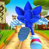 sonic run adventure icon