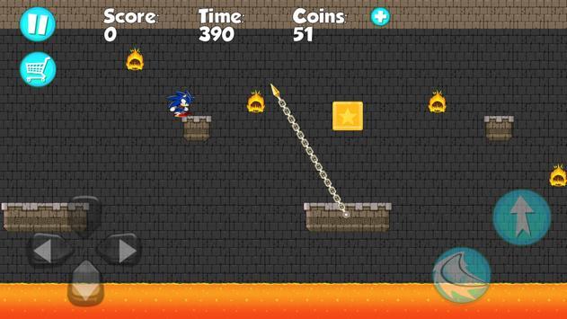 Sonic Jungle Run Adventures screenshot 4