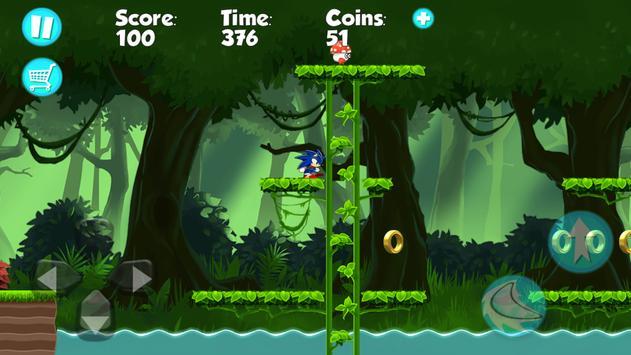 Sonic Jungle Run Adventures screenshot 6