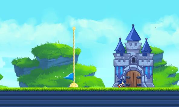 Sonic Jungle Run Adventures screenshot 3
